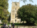 Bourton church