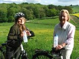 E-bike tour in the Cotswolds, England