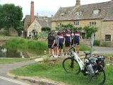 Cotswold e-bike and road bike vacation in the UK