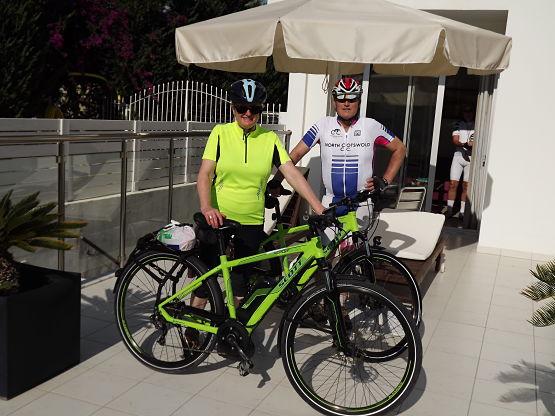 E-bikes in Cyprus