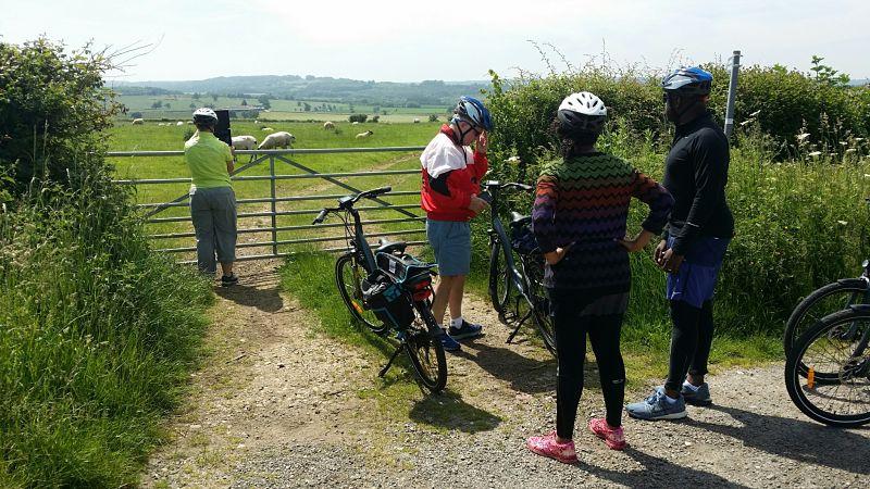 Birthday e-bike tour