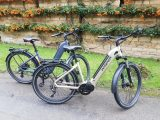 Cotswold e-bike tour bikes
