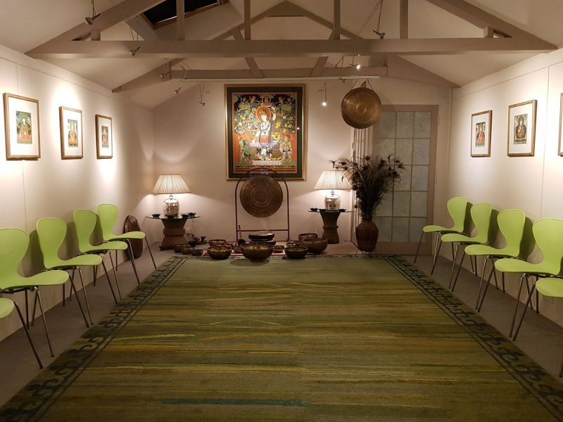 Cotswold sound healing tour